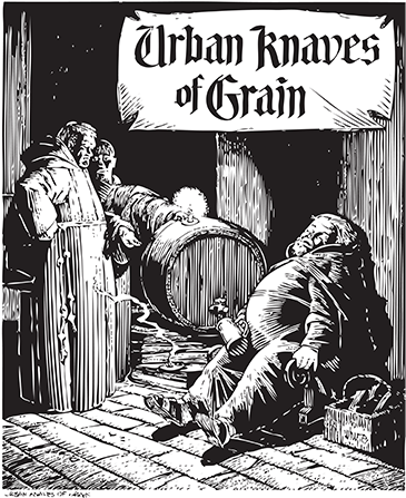 The Urban Knaves of Grain
